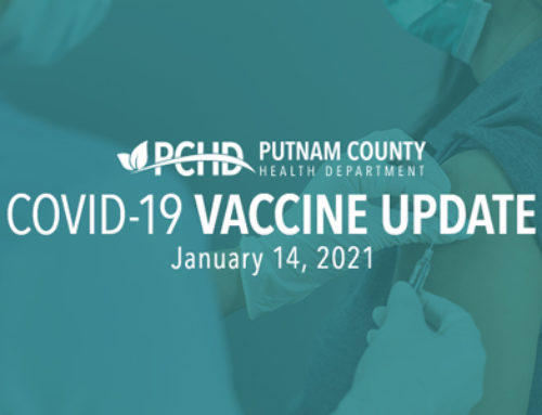 Putnam County Health Department Vaccination Clinic Response